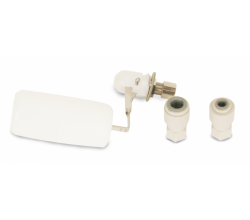 Ventil Float valve w/fittings - vč. dílů